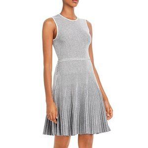 NWT Theory Novelty Marled Prosecco Ombre Dress L